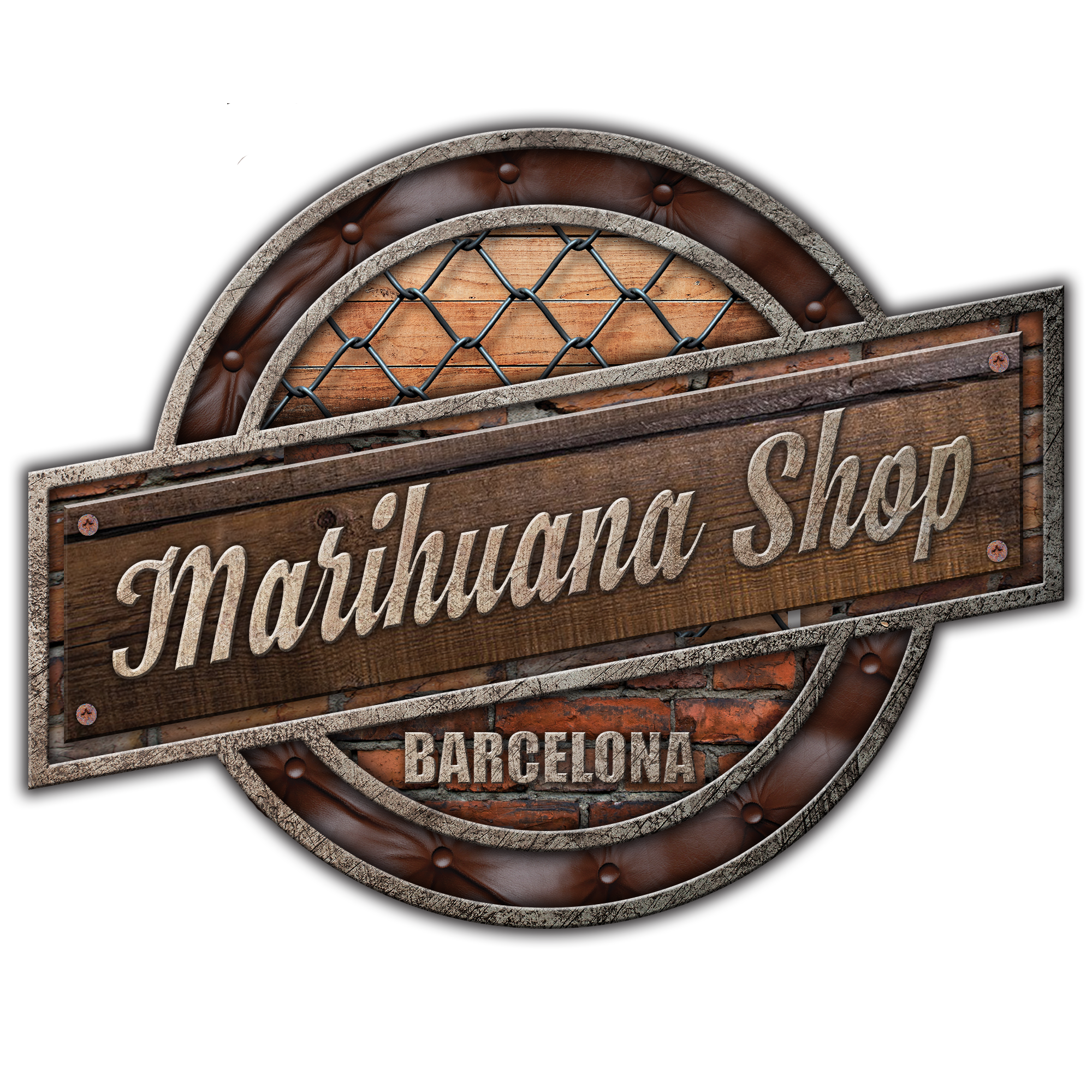 The Marihuana Shop Logo