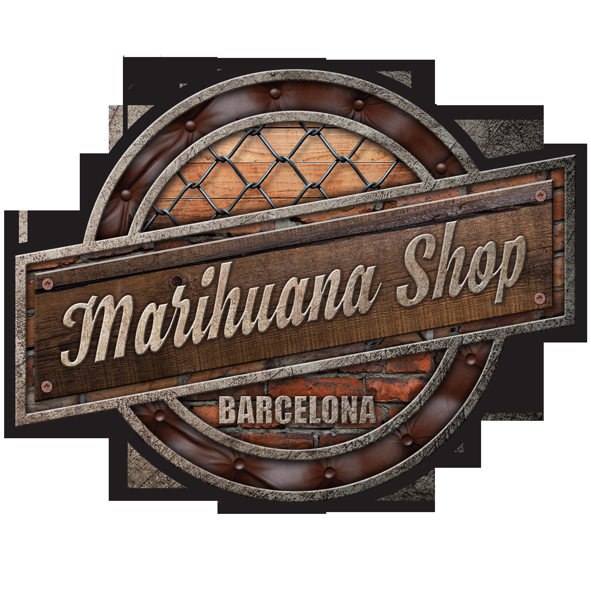 The Marihuana Shop Logo